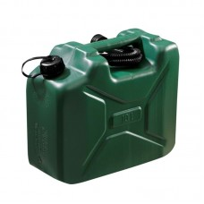 Benzindunk Jerry can 10 ltr Plast
